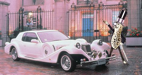 Mr. Peanut's Car
