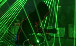 Robot Restaurant Light Dancer