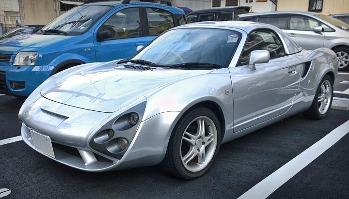 Zagato Toyota MR2 VM180 Front